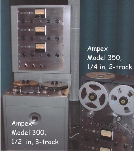 SH Spotlight - Studio Historians - 1950's-'60's typical recording