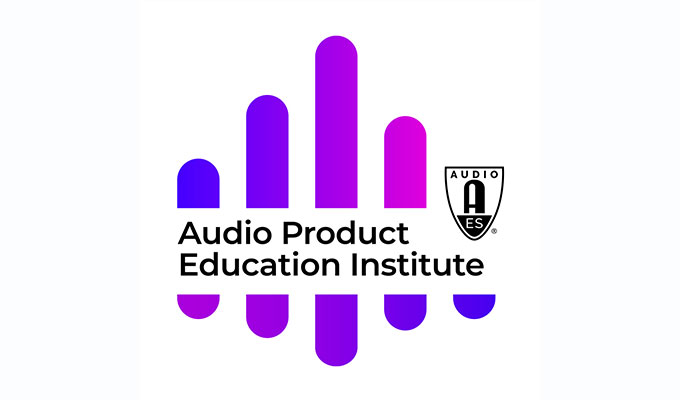 Audio Engineering Society Introduces Audio Product Education Institute and Interactive Voice Con Online Event
