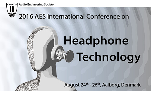 AES Conference on Headphone Technology