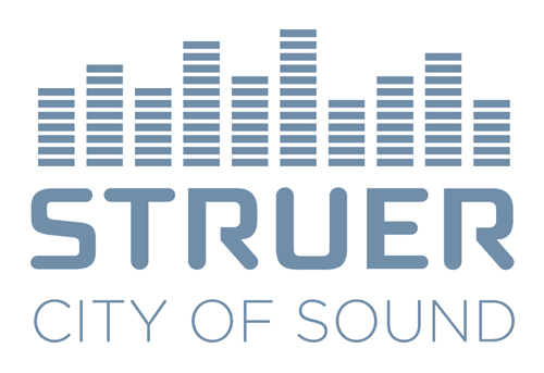 Struer City of Sound logo
