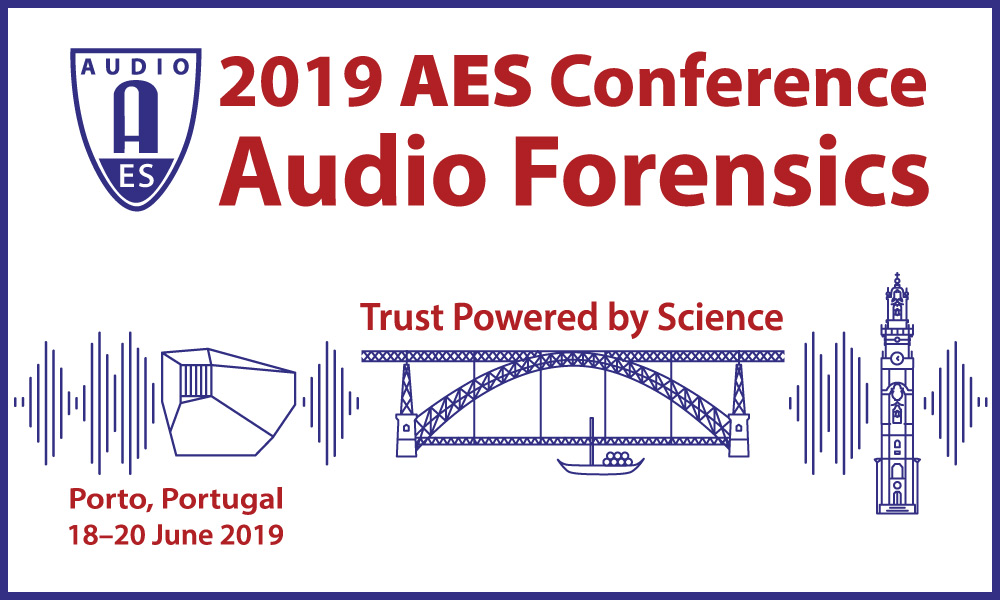 Audio forensics conference