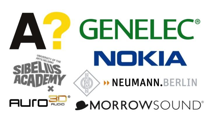AES'55 sponsors