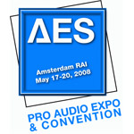 AES 124th Convention