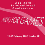 Audio for Games Conference