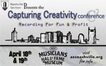 Nashville Conference - C2Con: Capturing Creativity
