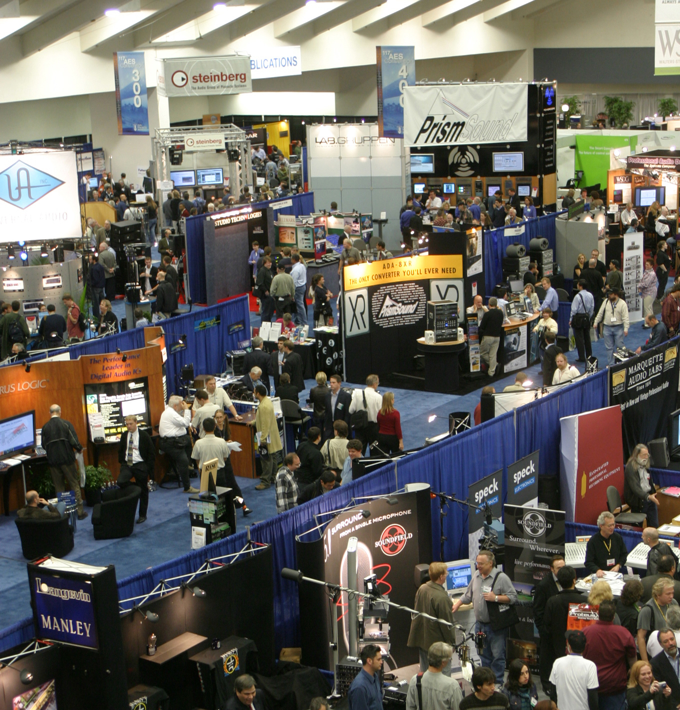 AES New York Convention Releases Preliminary Details On