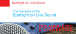 Spotlight on Live Sound