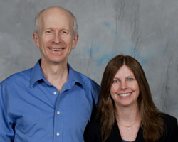 John Strawn & Valerie Tyler