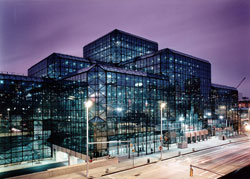 NY's Javits Center