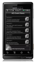 AES Mobile App: Android