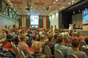136th International AES Convention Makes Grand Opening in Berlin