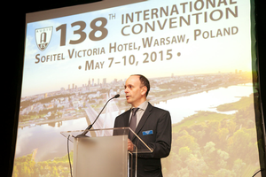AES Continues European Growth with Highly Successful 138th Audio Engineering Society Convention in Warsaw, Poland