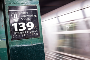 Take the 7 Train: The Easy Way to Get to the 139th International AES Convention at the Javits Center