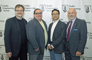 141st Audio Engineering Society Convention Brings Together International Contingent of Audio Professionals