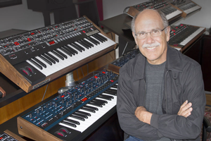"Synthesizer Design Pioneer and ""Father of MIDI"" Dave Smith to Give AES Heyser Lecture at Upcoming AES Los Angeles Convention"