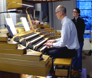 "AES Berlin Convention to Host After-Hours ""Jazz Meets Classical"" Organ Concert"