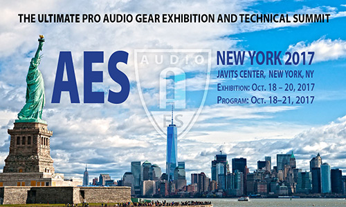 Javits Center Calendar.Aes New York 2017 143rd Aes Convention If It S About Audio It S