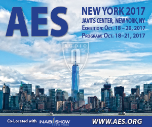 Roginska and Gallo Co-Chairing AES 143rd International Convention Committee for October New York City Event