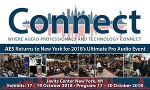 AES New York 2018 Exhibition Floor Events Offer Practical Training