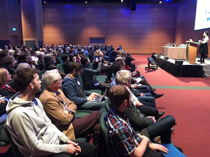 AES Dublin Excites, Educates and Illuminates
