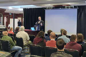 AES Dublin Professional Sound Expo Offers Technology-Driven Events
