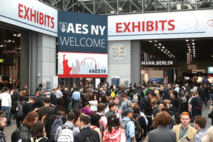 Exhibitors Praise Success of AES New York 2019 Convention