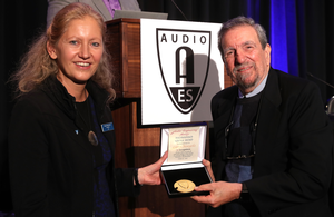 AES New York 2019 Awards Ceremony Recognizes Industry Achievements and Contributions to the Audio Engineering Society
