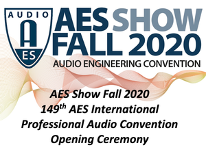 AES Show Recognizes Outstanding Service and Contributions to the Industry in Opening Ceremonies Awards Presentations