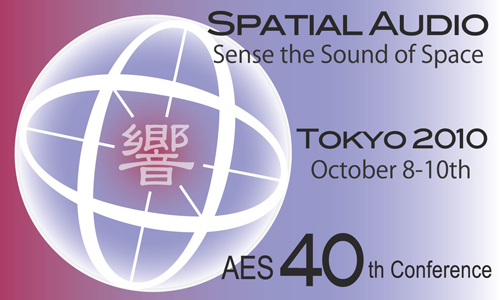 40th International AES Conference
