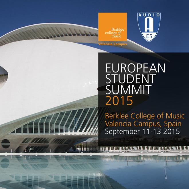 Berklee European Student Summit 2015
