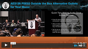 Outside the Box: Alternative Outlets for Your Music