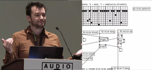 Yuli Levtov:  Creating Interactive, Reactive, and Generative Music with Pure Data