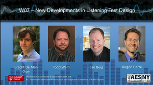 New Developments in Listening Test Design
