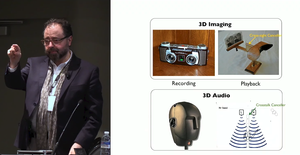 Edgar Choueiri: The State of the Art of Binaural Audio for Loudspeakers and Headphones