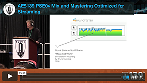 Thomas Lund: Mix and Mastering Optimized for Streaming