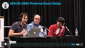 Theatrical Sound Design