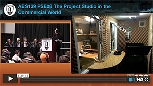 The Project Studio in the Commercial World