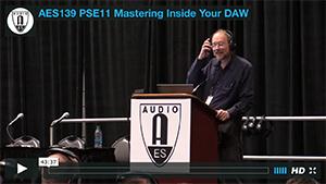 Craig Anderton: Mastering Inside Your DAW