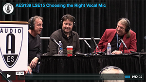 Choosing the Right Vocal Mic