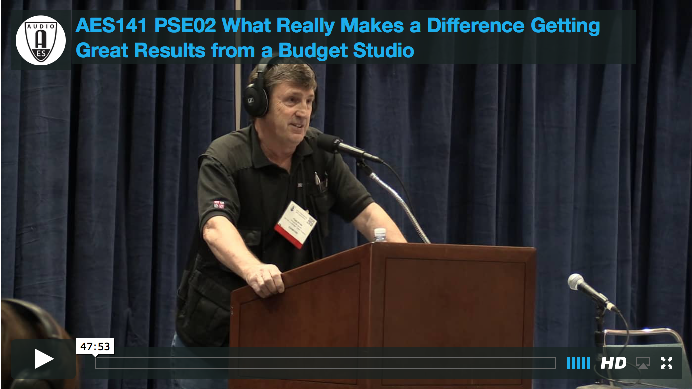Paul White: What Really Makes A Difference? Getting Great Results from a Budget Studio