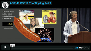 Thomas Lund: The Tipping Point