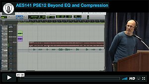 Sam Inglis: Beyond EQ & Compression