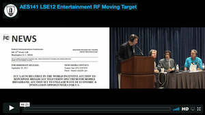 Entertainment RF: Moving Target