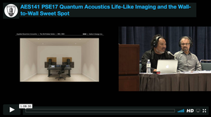 Hanson Hsu: Quantum Acoustics, Life-Like Imaging, and the Wall-to-Wall Sweet Spot: AnySpace, Anysize, Anywhere