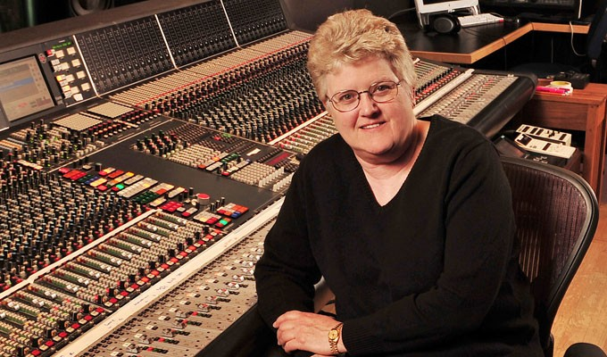 "Renowned Recording Engineer and Producer Leslie Ann Jones to Deliver Heyser Lecture ""Paying Attention"" at AES New York Convention"