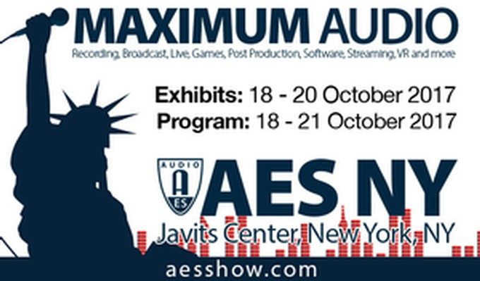 You're Surrounded! AES New York 2017's
