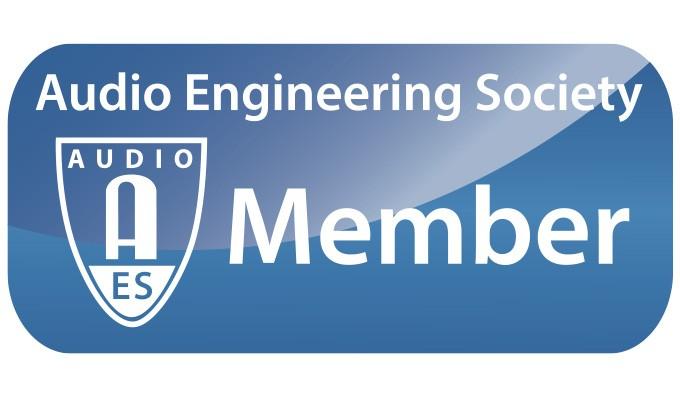 New AES Membership Status Logos
