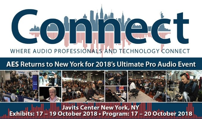 Build Your Live and Installed Sound Knowledge with AES New York 2018's Sound Reinforcement Track