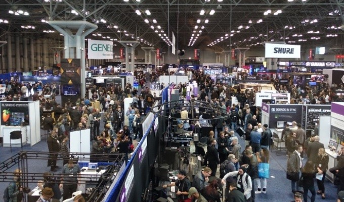 AES New York Advance Registration Ends 11:00 pm EDT, Monday, October 14