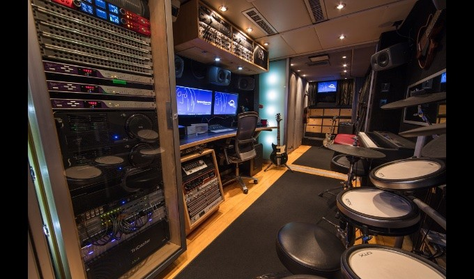 John Lennon Educational Tour Bus to Make a Stop at AES New York, Delivers Daily Giveaways